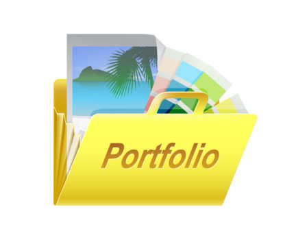 portfolio projects website plug in