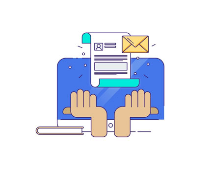 Personalized email templates
