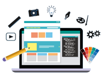 Full Website Design Services